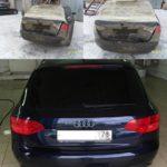 Кузовной ремонт (Audi)