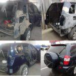 Кузовной ремонт (Vortex Tingo)